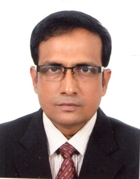Dr A K M Munirul Haque