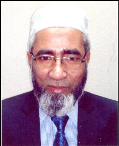 A. K. M Amirul Monjur